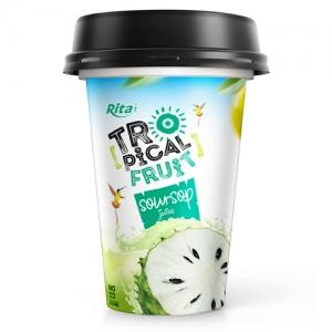 PP cup 330ml Soursop juice