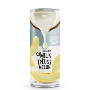Coco Milk Plus fruit melon 250ml