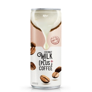 Coco Milk Plus coffee 250ml