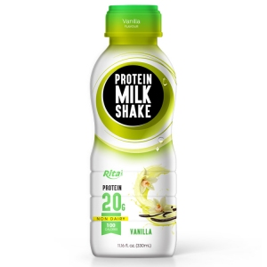 Healthy drinks Protein milk shake  flavour vanilla