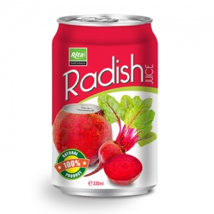 330ml Radish Juice From Best Food Viet Nam