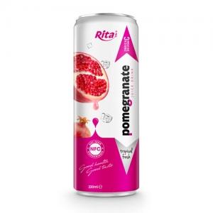 private label fresh  Fruit pomeganate 330ml