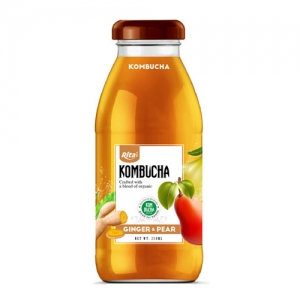 Kombucha have ginger and pear 250ml