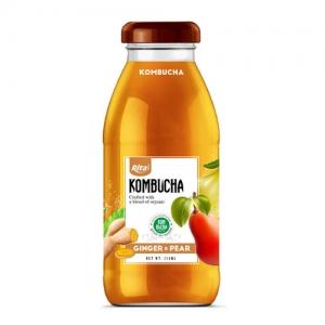 Kombucha have ginger and pear 250ml