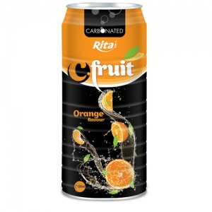 960ml orange juice carbonated