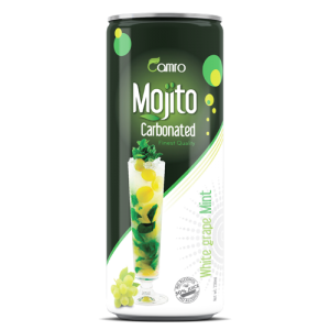 Camro Mojito Carbonate - white grape mint