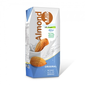 almond millk 200ml aseptic