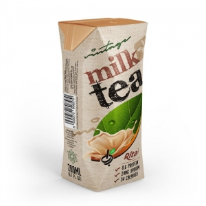 Tea milk drink 200ml natural taste